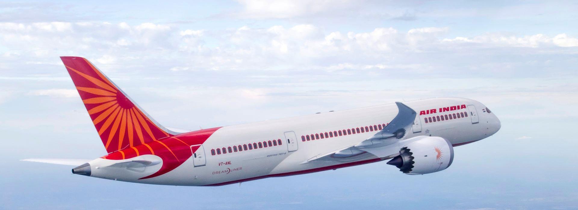 Especialista en vuelos entre España e India